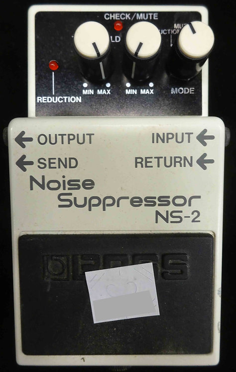Boss NS-2 Noise Supressor USED!!! NS2