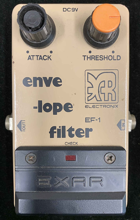 Electronix EF-1 Envelope Filter VINTAGE!!!