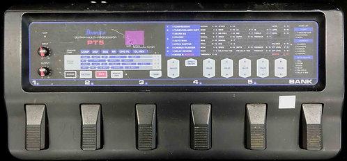 Ibanez PT5 Guitar  Multi-Processor USED!!!