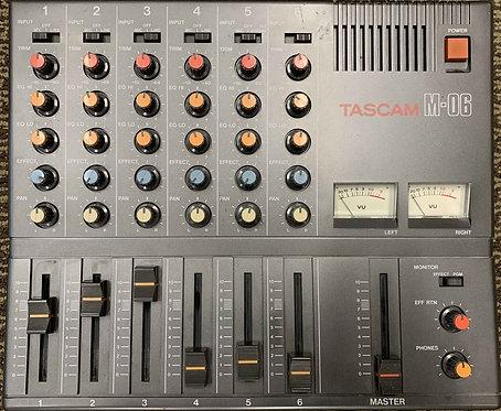 Tascam M-06 Mixer VINTAGE!!!