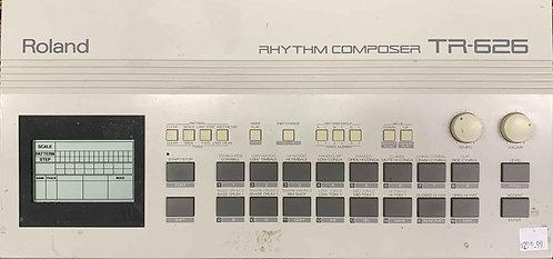 Roland TR-626 Rhythm Composer USED!!! TR626