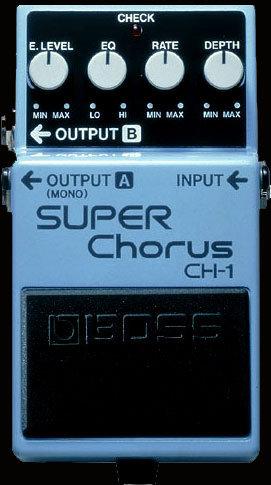 Boss CH-1 Super Chorus NEW!!! CH1