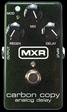 MXR Carbon Copy Analog Delay NEW!!!