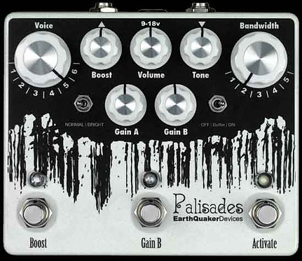 EarthQuaker Devices Palisades NEW!!!