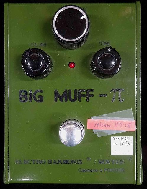 Electro-Harmonix / Sovtek Big Muff VINTAGE!!!