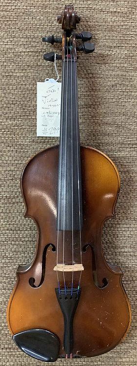 No-Name Violin VINTAGE!!!