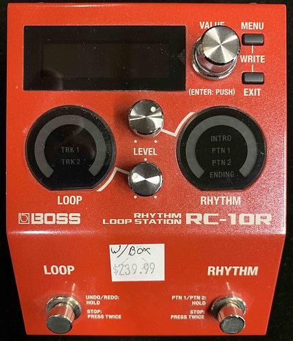 Boss RC-10R Rhythm Loop Station USED!!! RC10R