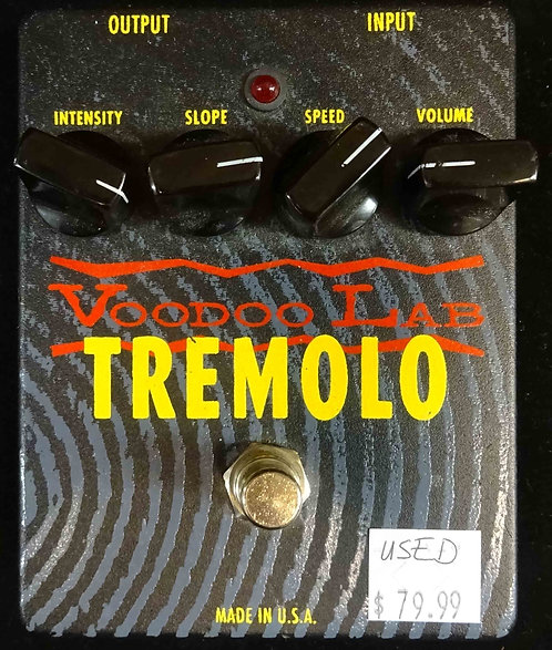 Voodoo Lab Tremolo USED!!!