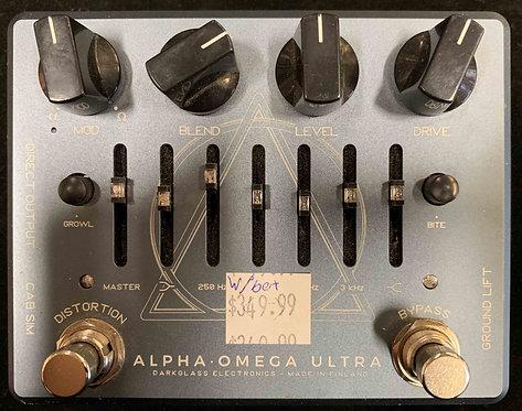 Darkglass Electronics Alpha Omega Ultra USED!!!