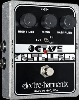 Electro-Harmonix Octave Multiplexer NEW!!!