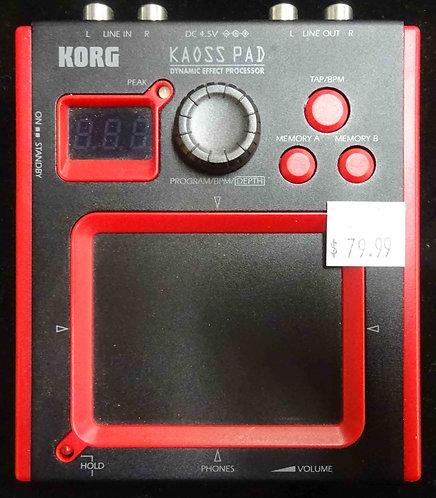Korg Mini Kaoss Pad USED!!! MiniKP