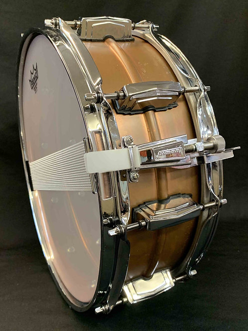 Ludwig CopperPhonic Snare Drum USED!!!