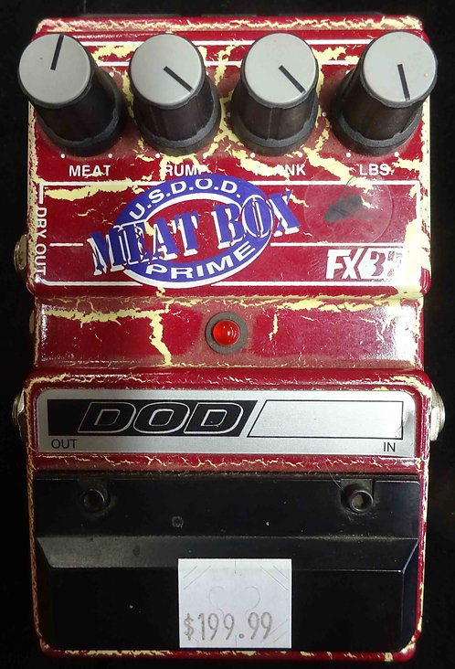 DOD FX32 Meat Box VINTAGE!!!