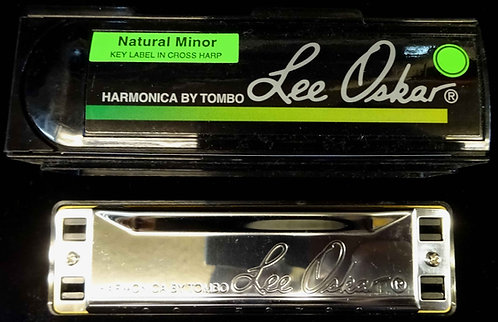 Lee Oskar Natural Minor Harmonica NEW!!!
