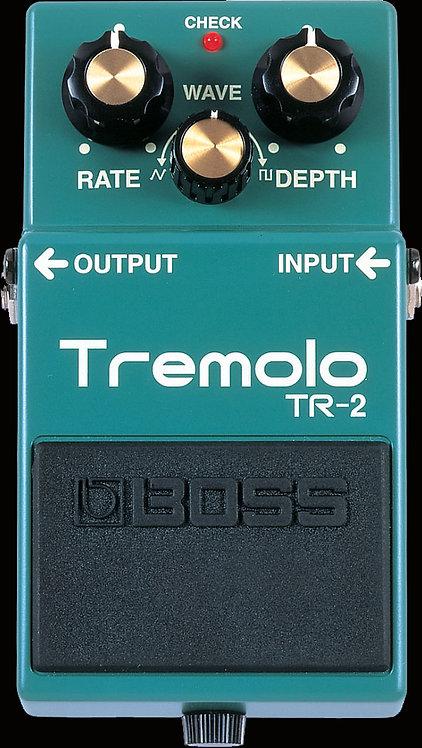 Boss TR-2 Tremolo NEW!!! TR2