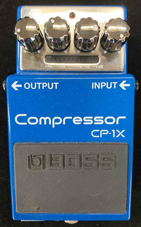 Boss CP-1X Compressor USED!!!