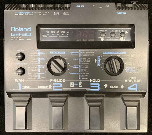 Roland GR-30 Guitar Synthesizer USED!!!