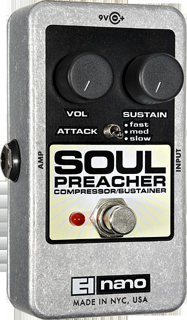 Electro-Harmonix Soul Preacher NEW!!!