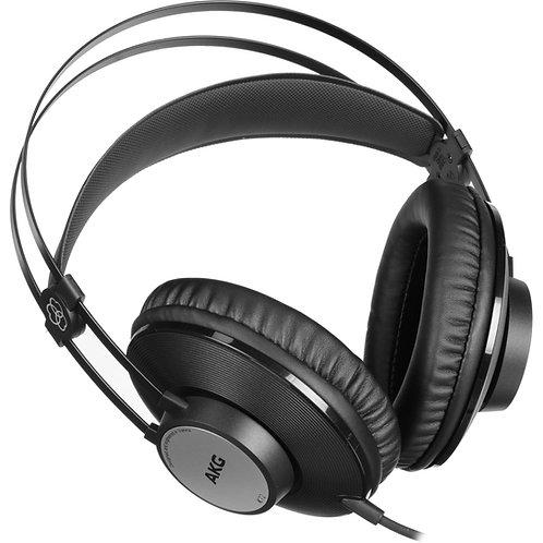 AKG K72 Closed-Back Stereo Headphones NEW!!!