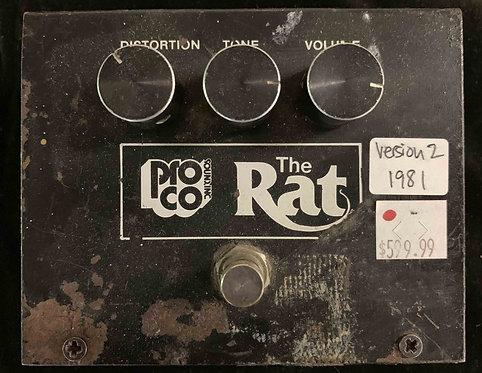 ProCo The Rat VINTAGE!!!
