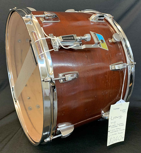 Ludwig Super Classic Parade Snare VINTAGE!!!