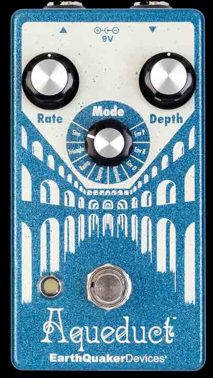 EarthQuaker Devices Aqueduct NEW!!!