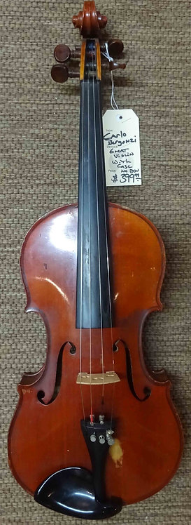 Carlo Bergonzi Violin USED!!!