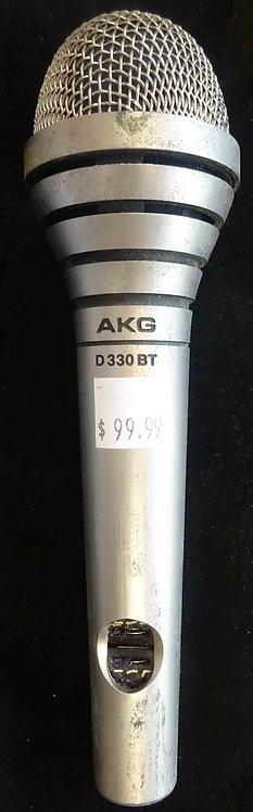 AKG D 330 BT USED!!! D330BT