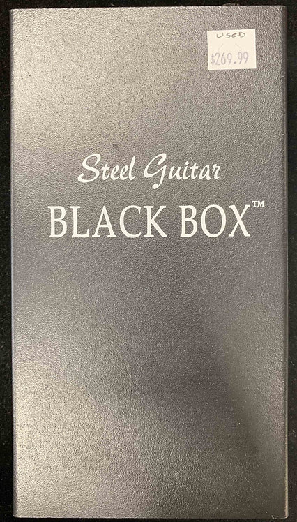 Sarno Music Solutions Steel Guitar Black Box USED!!!