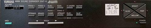 Yamaha  EMT-10 AWM Sound Expander USED!!!