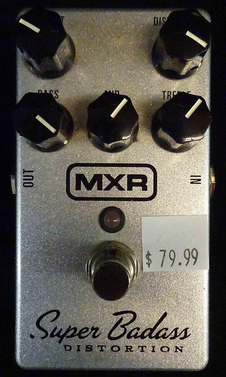 MXR Super Badass Distortion USED!!! M75