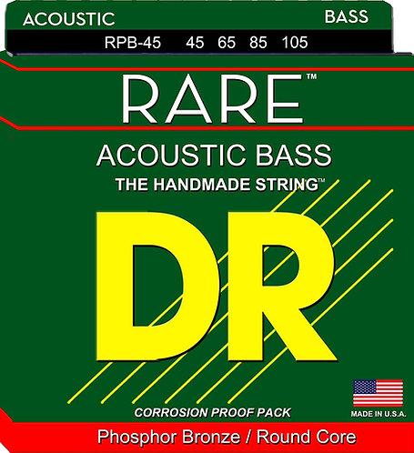 DR RPB-45 Rare Acoustic Bass