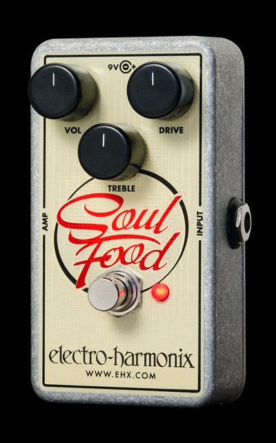 Electro-Harmonix Soul Food NEW!!!