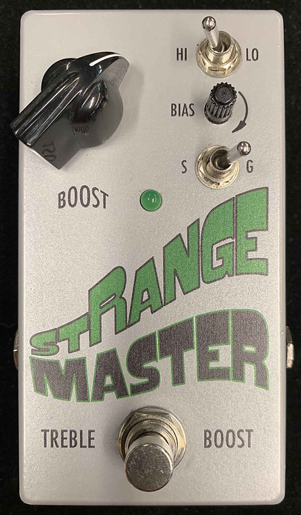 Throbak Strange Master USED!!!