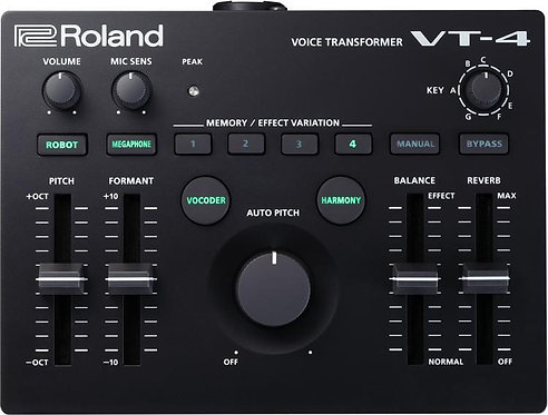Roland VT-4 Voice Transformer NEW!!! VT4