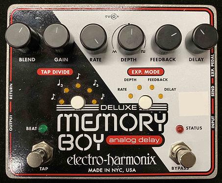 Electro-Harmonix Deluxe Memory Boy USED!!!