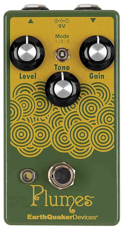 EarthQuaker Devices Plumes NEW!!!