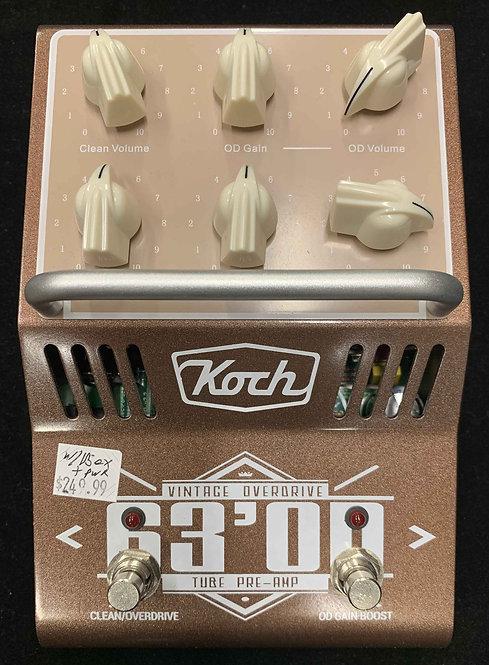 Koch 63' OD Vintage Overdrive USED!!!