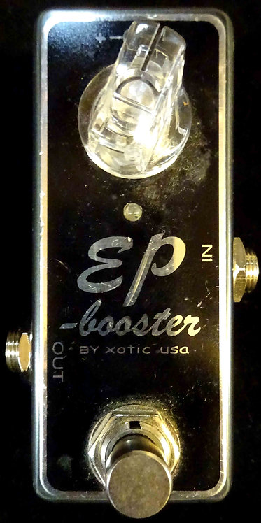 Xotic Effects EP Booster USED!!!
