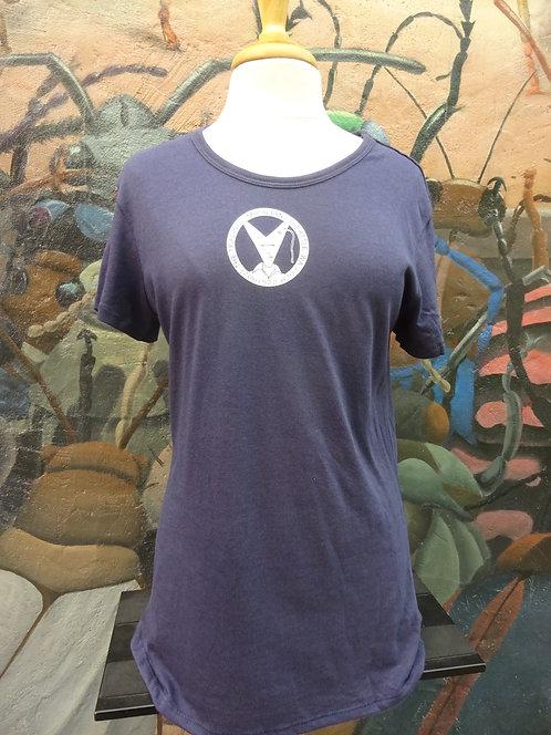 Trading Musician Women's T-Shirt - Navy NEW!!!