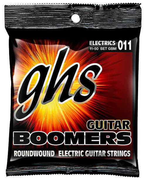 GHS GBM Boomers 4 Pack