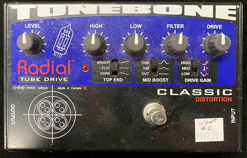 Radial Engineering Tonebone Classic Distortion USED!!!