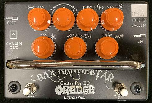 Orange Bax BangeetarGuitar Preamp USED!!!