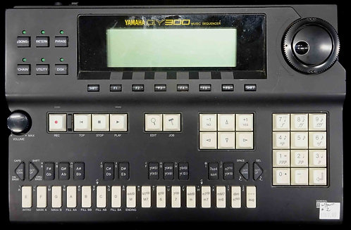 Yamaha QY300 Music Sequencer USED!!!