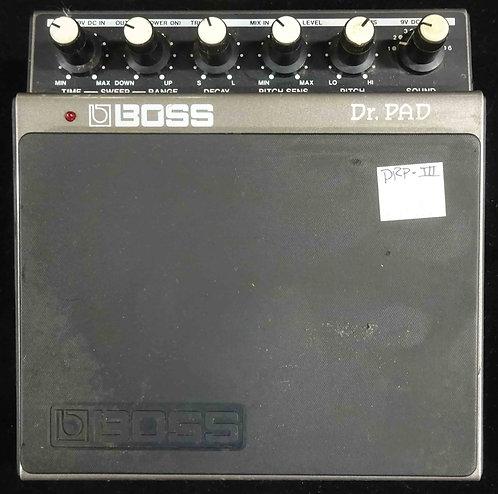 Boss Dr. PAD DRP-III USED!!!