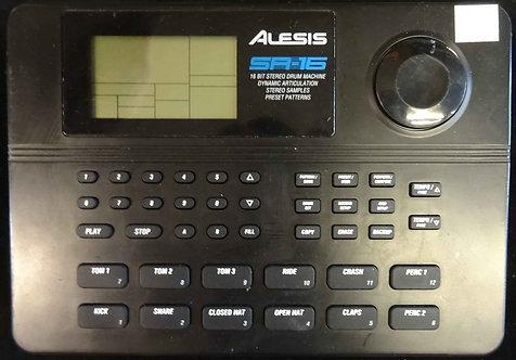 Alesis SR-16 Drum Machine USED!!! SR16