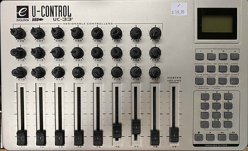 Evolution UC-33 U-Control USED!!!
