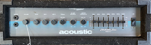 Acoustic B-2 USED!!!