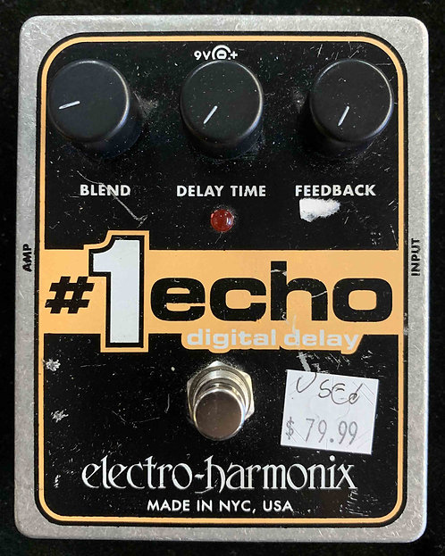 Electro-Harmonix #1 Echo USED!!!