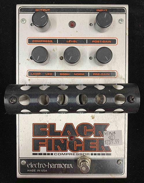 Electro-Harmonix Black Finger Compressor USED!!!